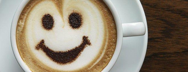 Koffie is lekker