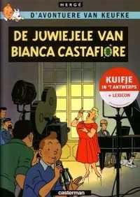 Kuifje in het Antwerps dialect