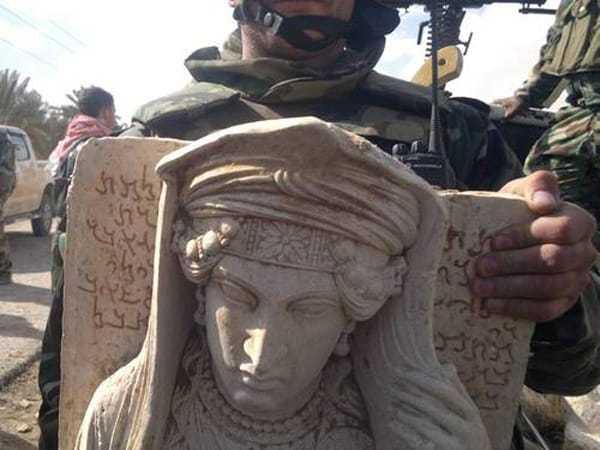 Kunstsmokkel van ISIS