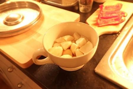 Lacroix recept stap 1