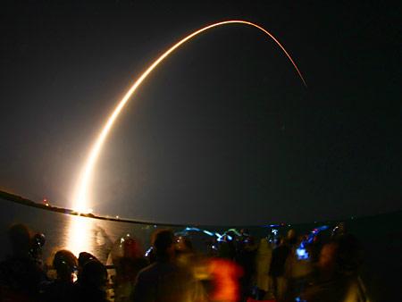 Lancering van Kepler
