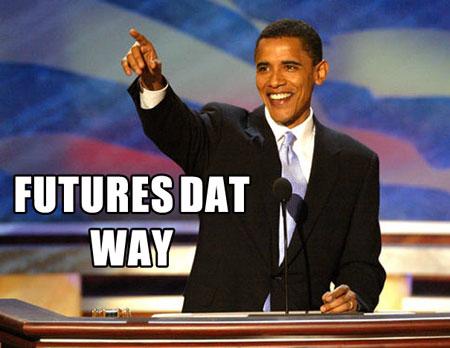 Futures dat way