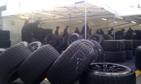 Michelin racebanden