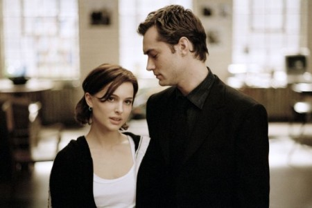 Natalie Portman en Jude Law als koppel in Closer