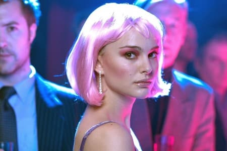 Natalie Portman speelt o.a. stripper in Closer