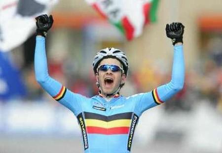 Niels Albert wereldkampioen
