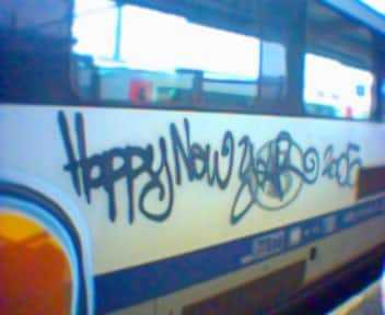 NMBS: happy new year 2005