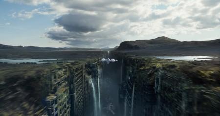 Oblivion dystopia