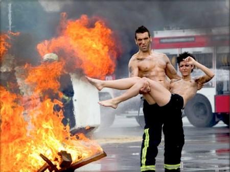 Olympische Spelen voor Brandweer