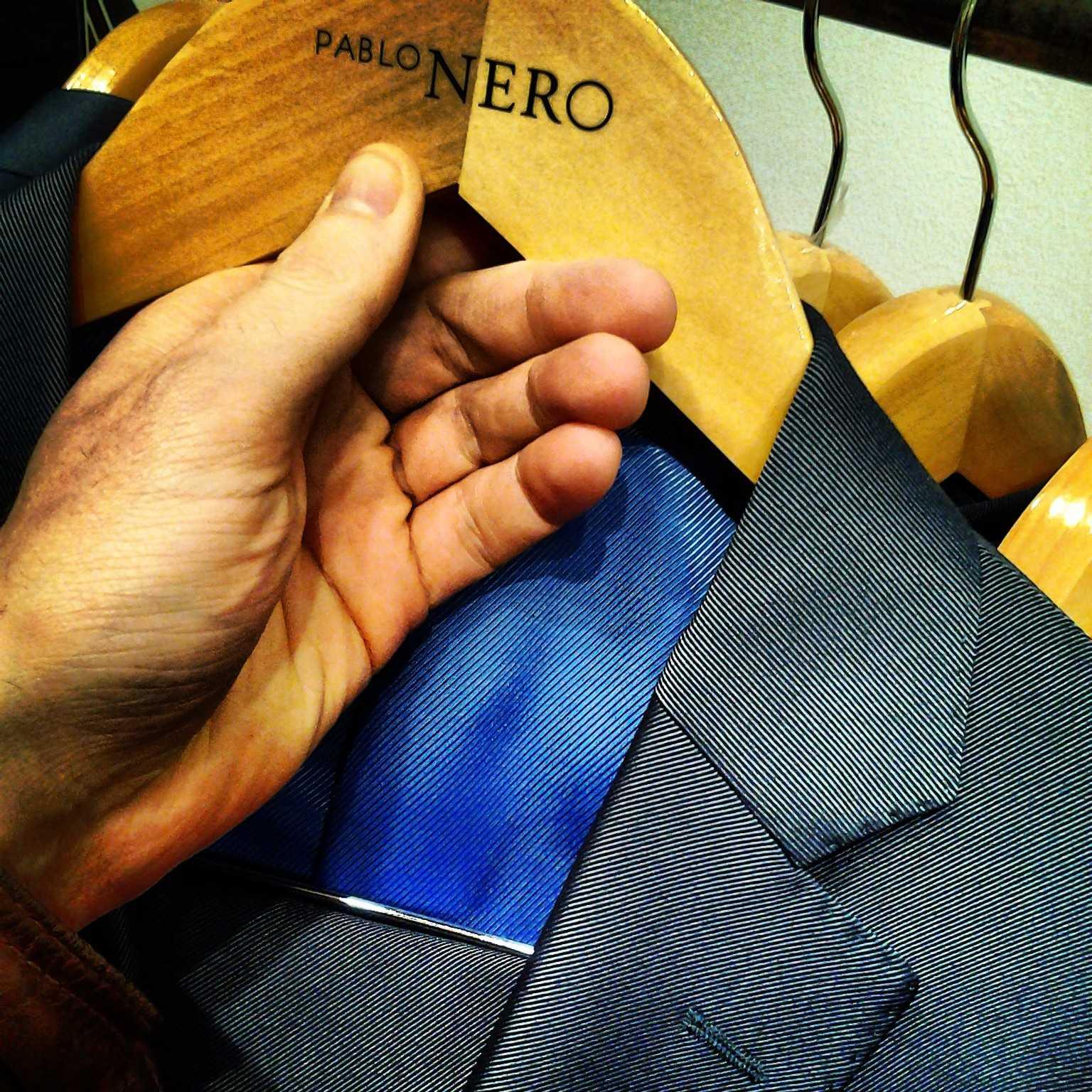 Pablo Nero suit