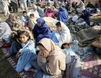 Aardbeving in Pakistan