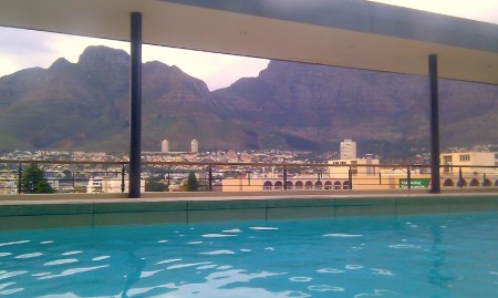 Pepper Club swimming pool
