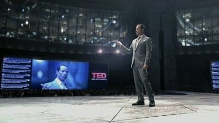 Peter Weyland op TED