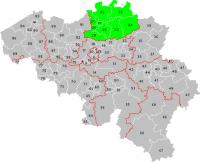 Postcode 2000 Antwerpen