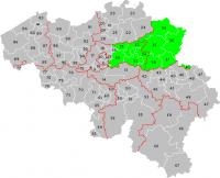 Postcode 3000 Leuven