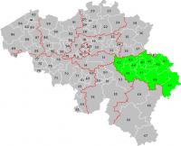 Postcode 4000 Luik