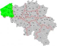 Postcode 8000 Brugge