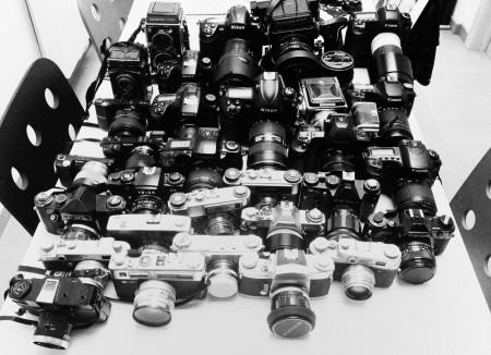 De camera's van Project 30-30-30-30