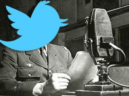 Radio Londres op Twitter