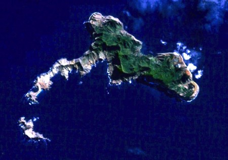Robinson Crusoe eiland