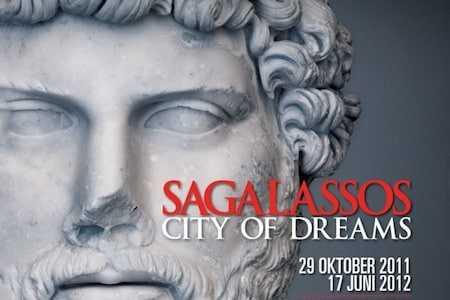 Sagalassos tentoonstelling in Tongeren