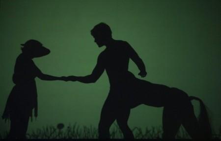 Centaur in Shadowland