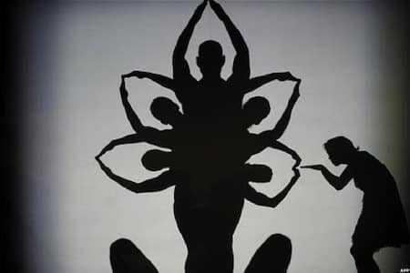 Shadowland Pilobolus