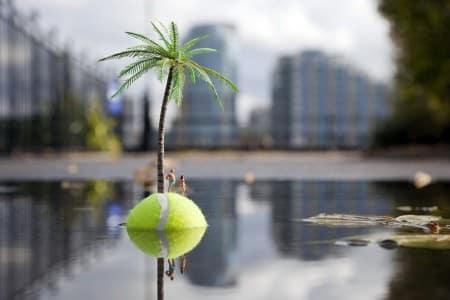 Slinkachu: Concrete ocean
