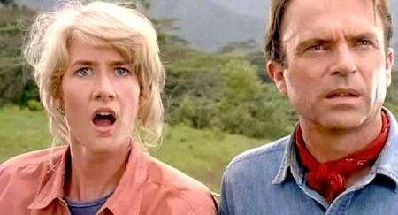 The Spielberg Face in Jurassic Park