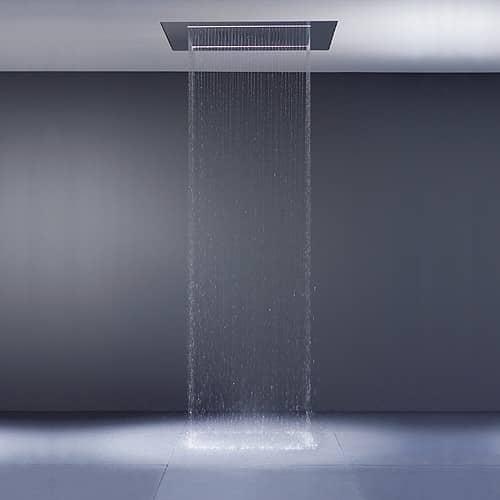 Square Design Shower