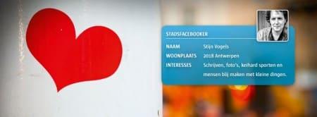 Stadsfacebook Stijn Vogels