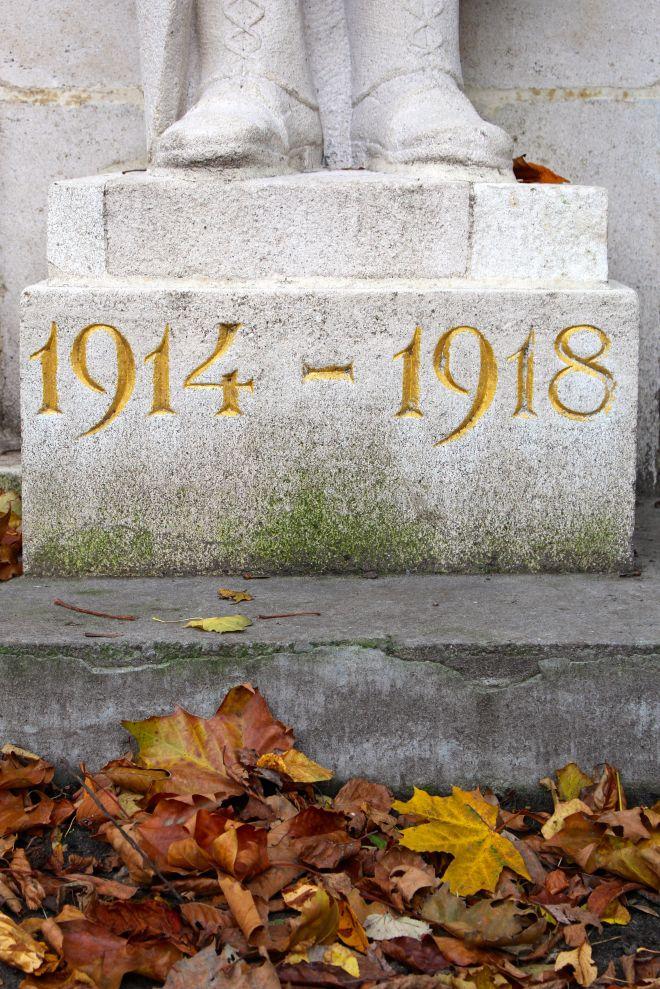 Standbeeld 1914-1918