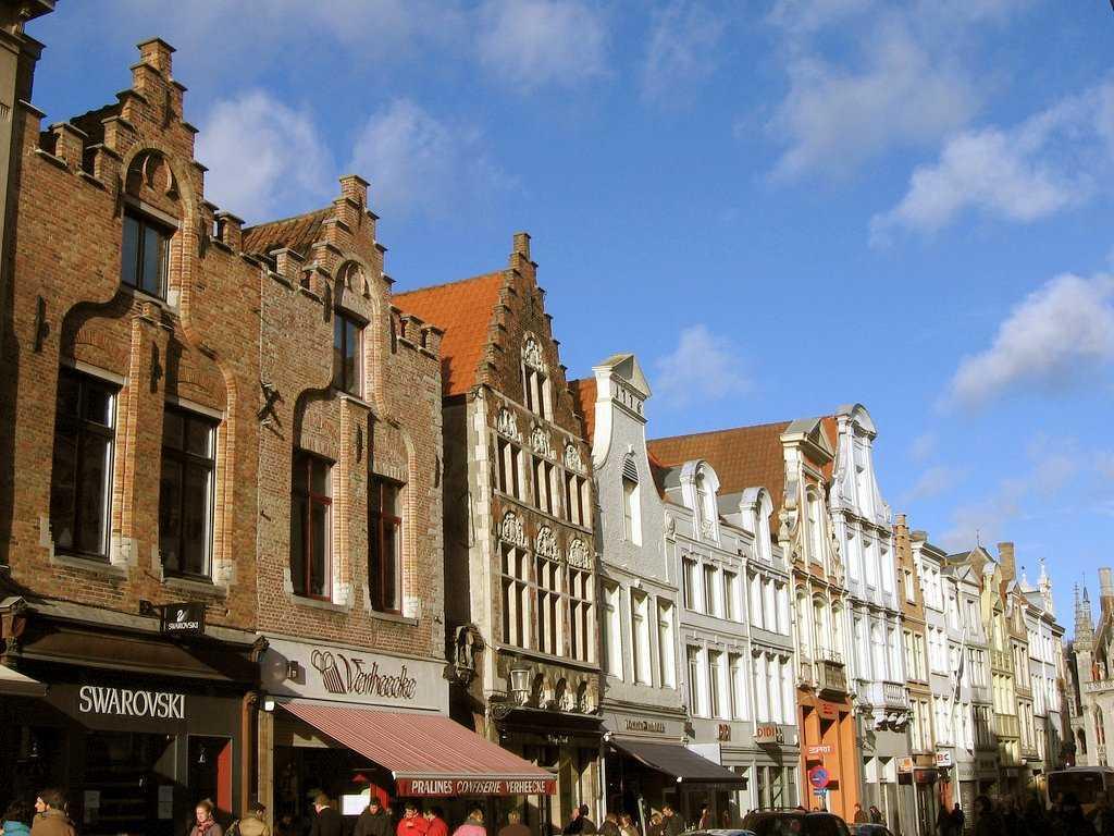 Steenstraat in Brugge