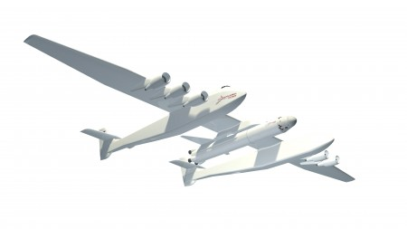 Stratolaunch Systems ontwerp
