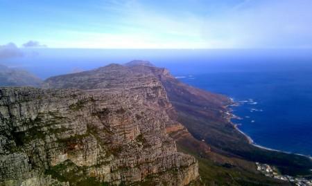 Tafelberg uitzicht