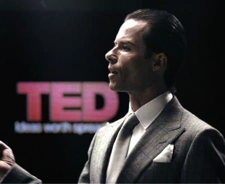 TED 2023 met Peter Weyland