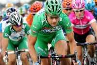Tom Boonen in de Tour de France