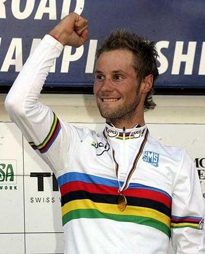Tom Boonen wereldkampioen