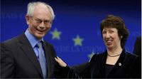 Van Rompuy Ashton