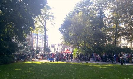 Veel volk op de wijkfeesten
