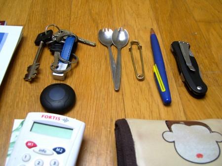 Tools, altijd handig voor onderweg